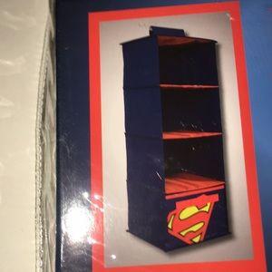 HEROIC STORAGE Hanging Closet Organizer FOR BOYS